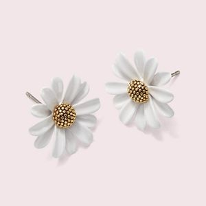 Kate spade into the bloom studs